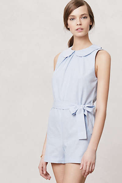 anthro bloomsbury romper