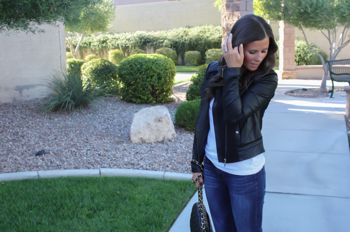 The Shopping Mama: A Moto Jacket