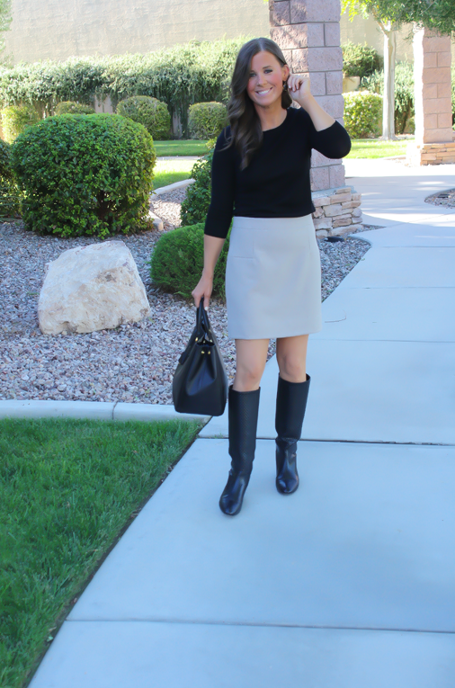 A Mini, Boots + Madewell