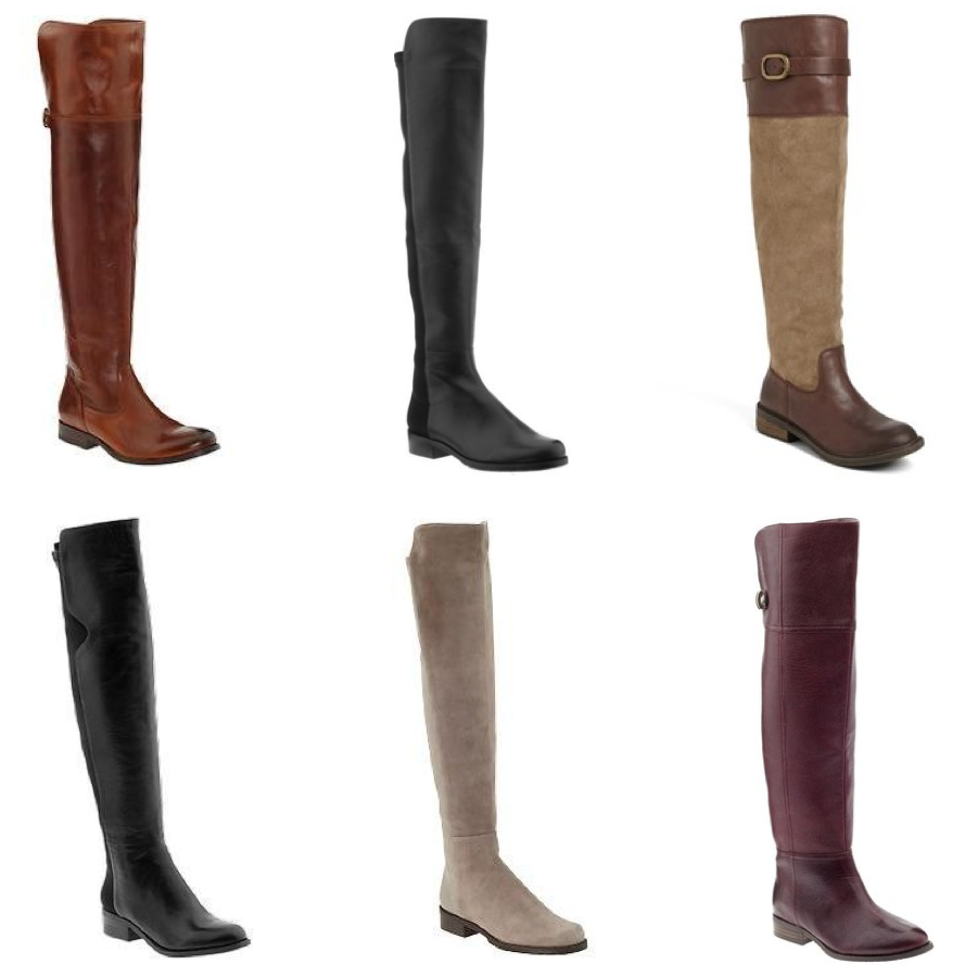 (Over the Knee) Boots