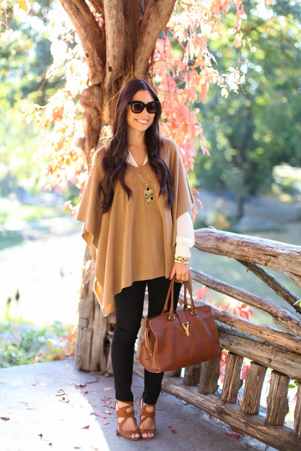 fashion-poncho