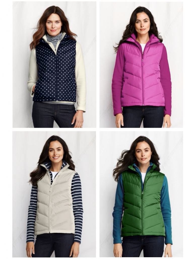 Lands End Puffers