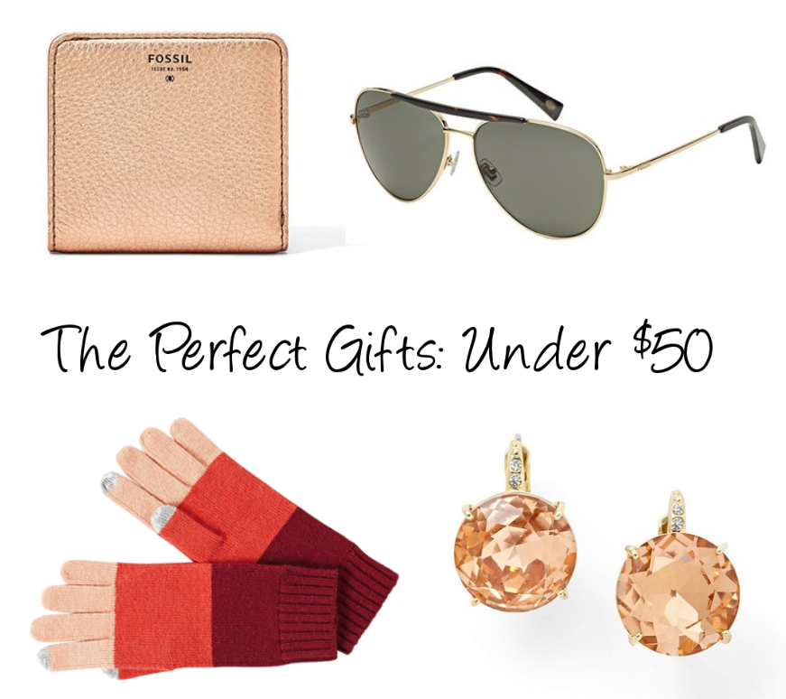 12 Holiday Gifts: Fossil!