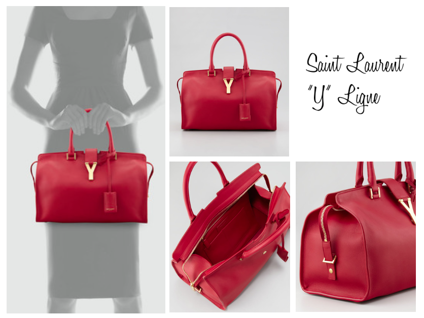 Color Crush: Saint Laurent Y Ligne