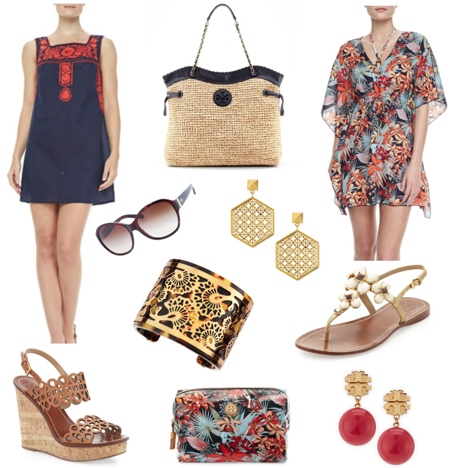 Tory Burch : Summer Wear