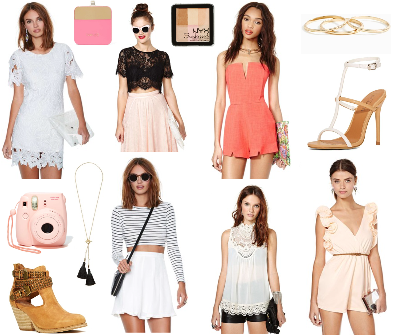 Summer Favorites : Nasty Gal