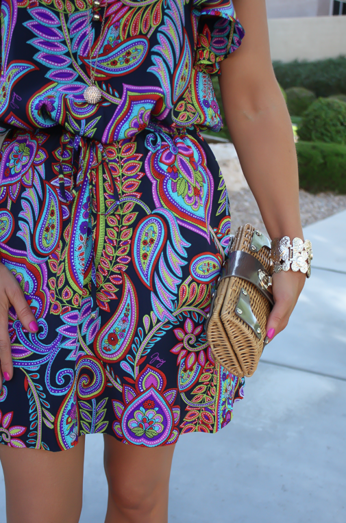 Summer Prints Maxi Love