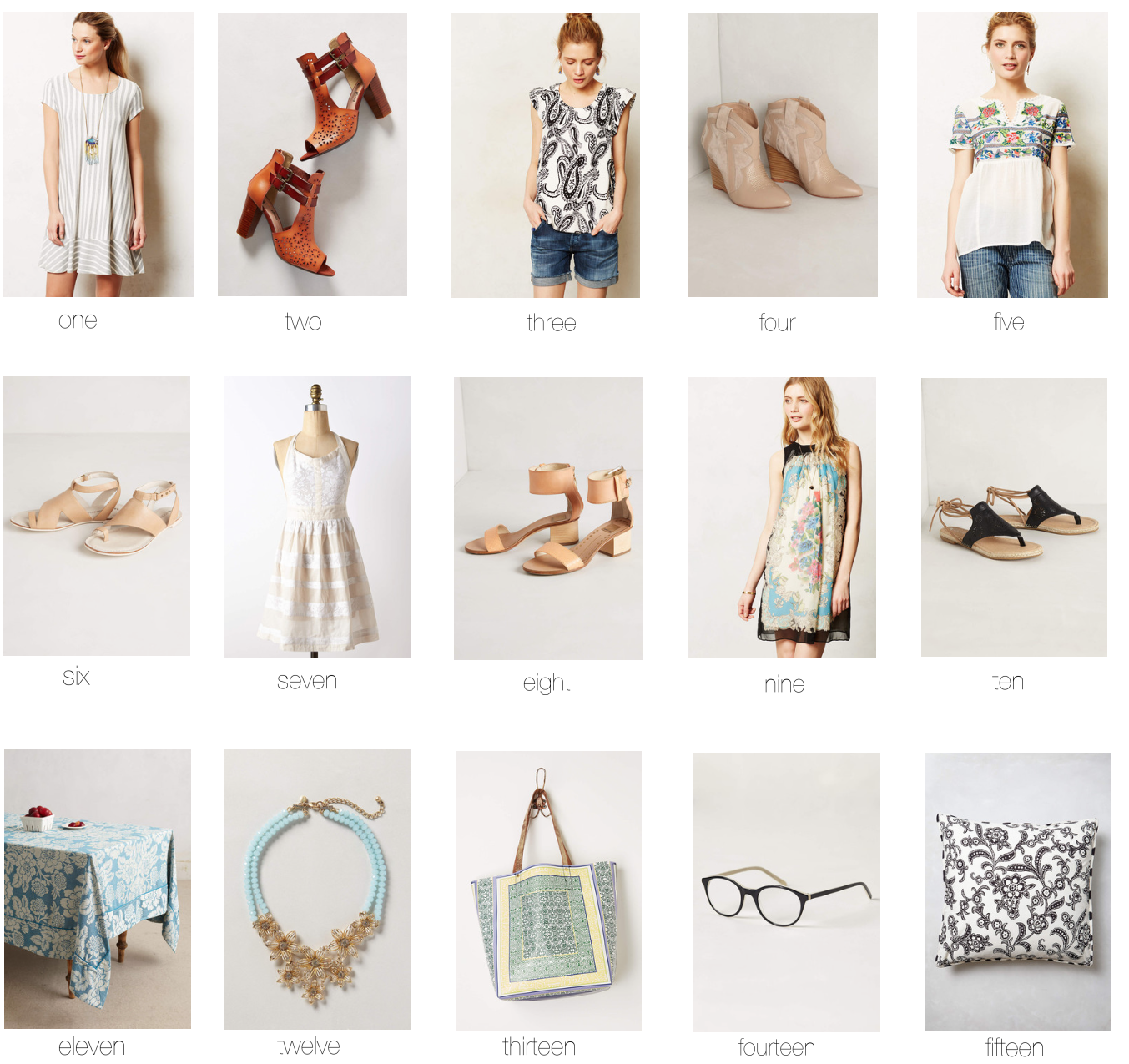 Independence Day Sale : Anthropologie