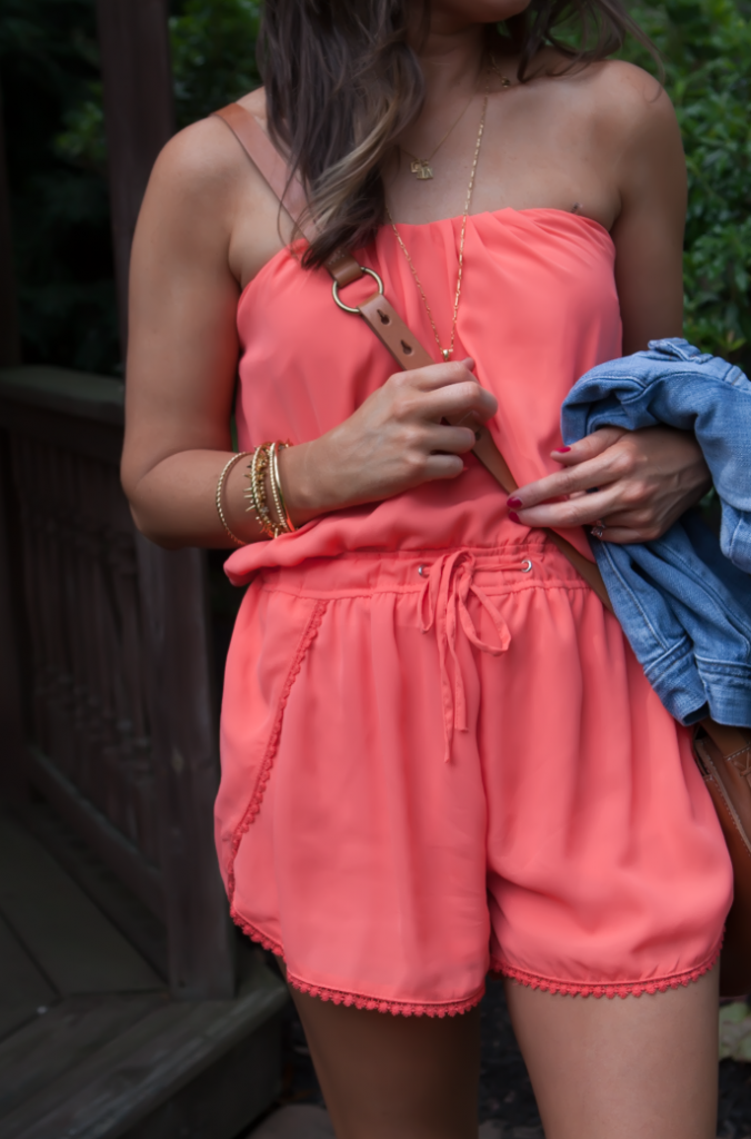 White Plum Romper 20