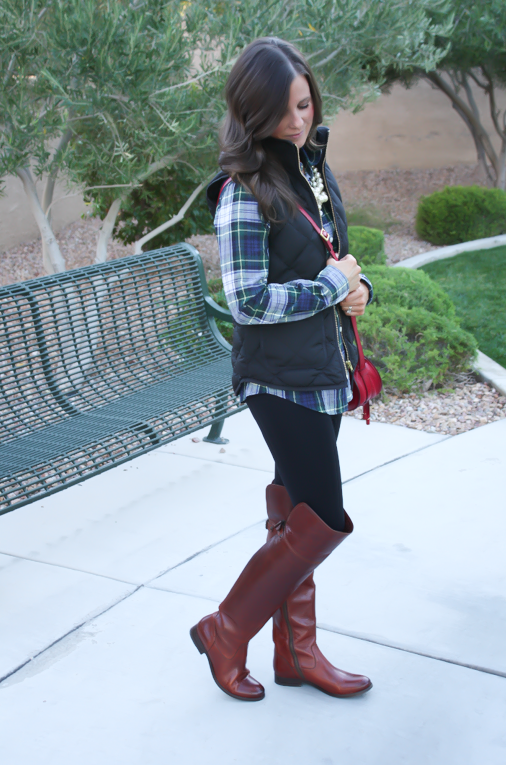 Fall Comfort + A Must Have Skirt!