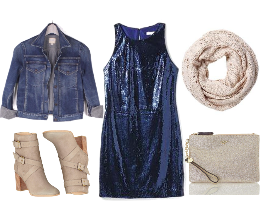 Sequins : Day to Night
