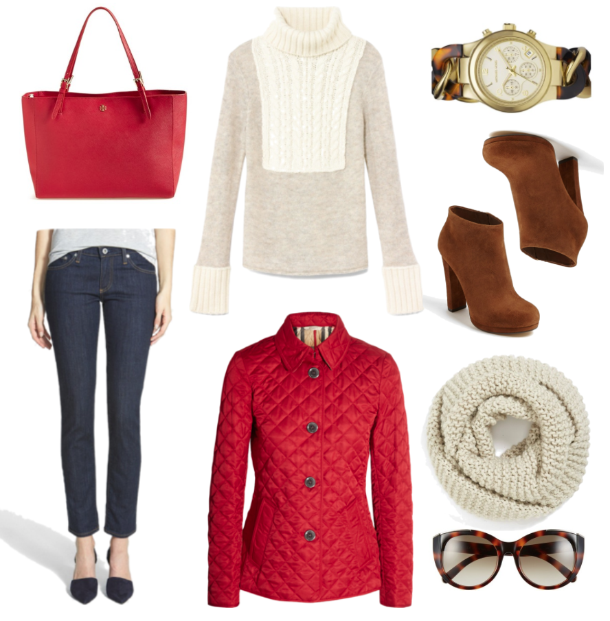 Signature Holiday Look with Nordstrom