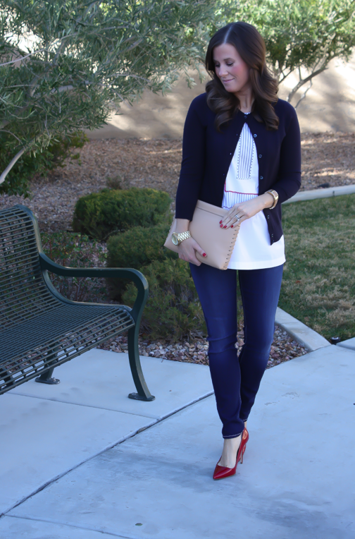 Classic Cardigans and Heels + Valentine's Day Inspo (..and more!)