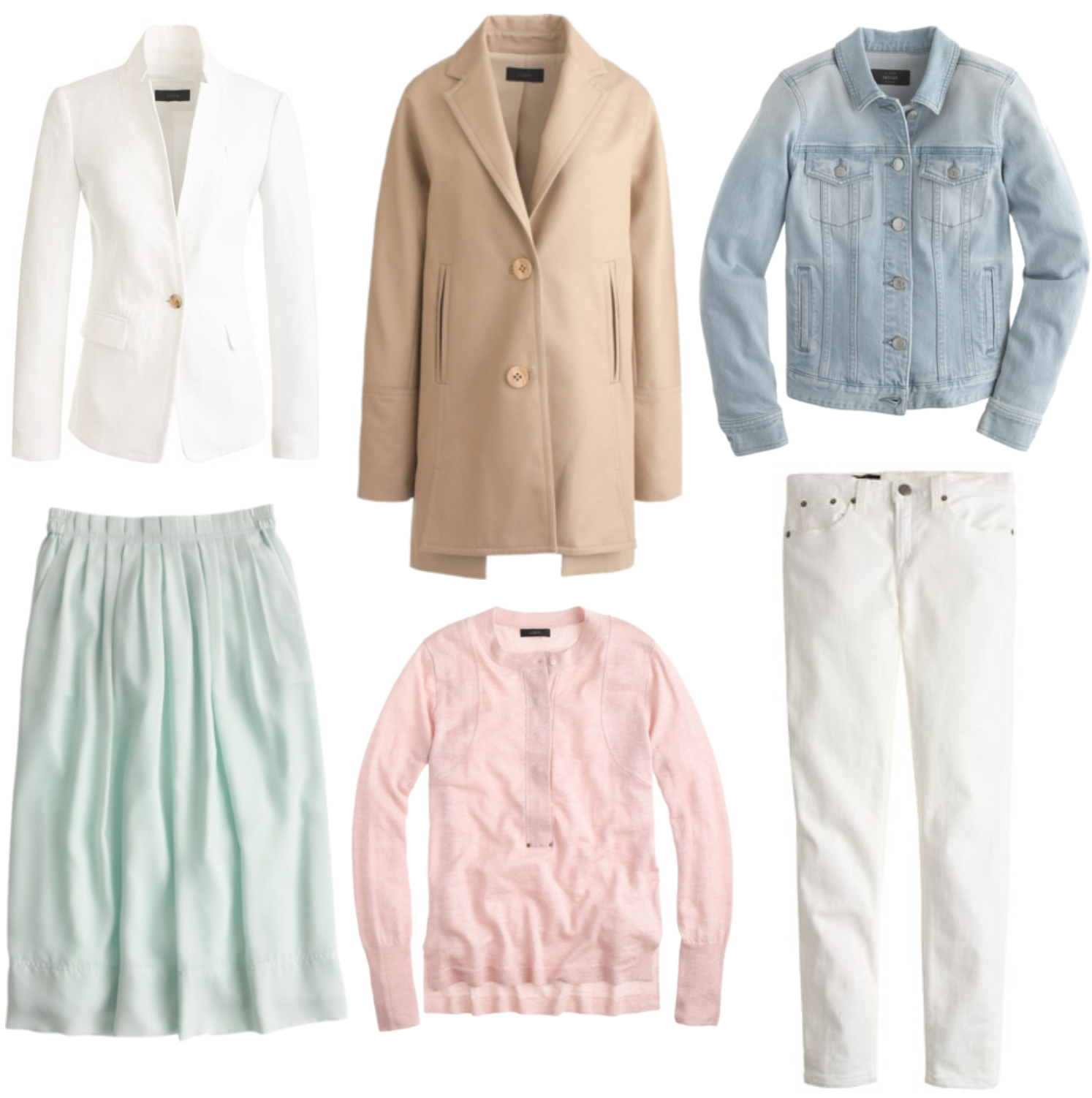 Grey + White and J.Crew New Arrivals…and more!