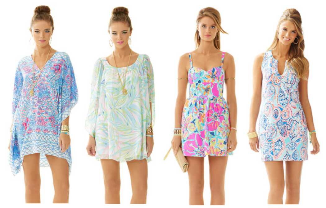 Lilly Pulitzer Summer Dresses