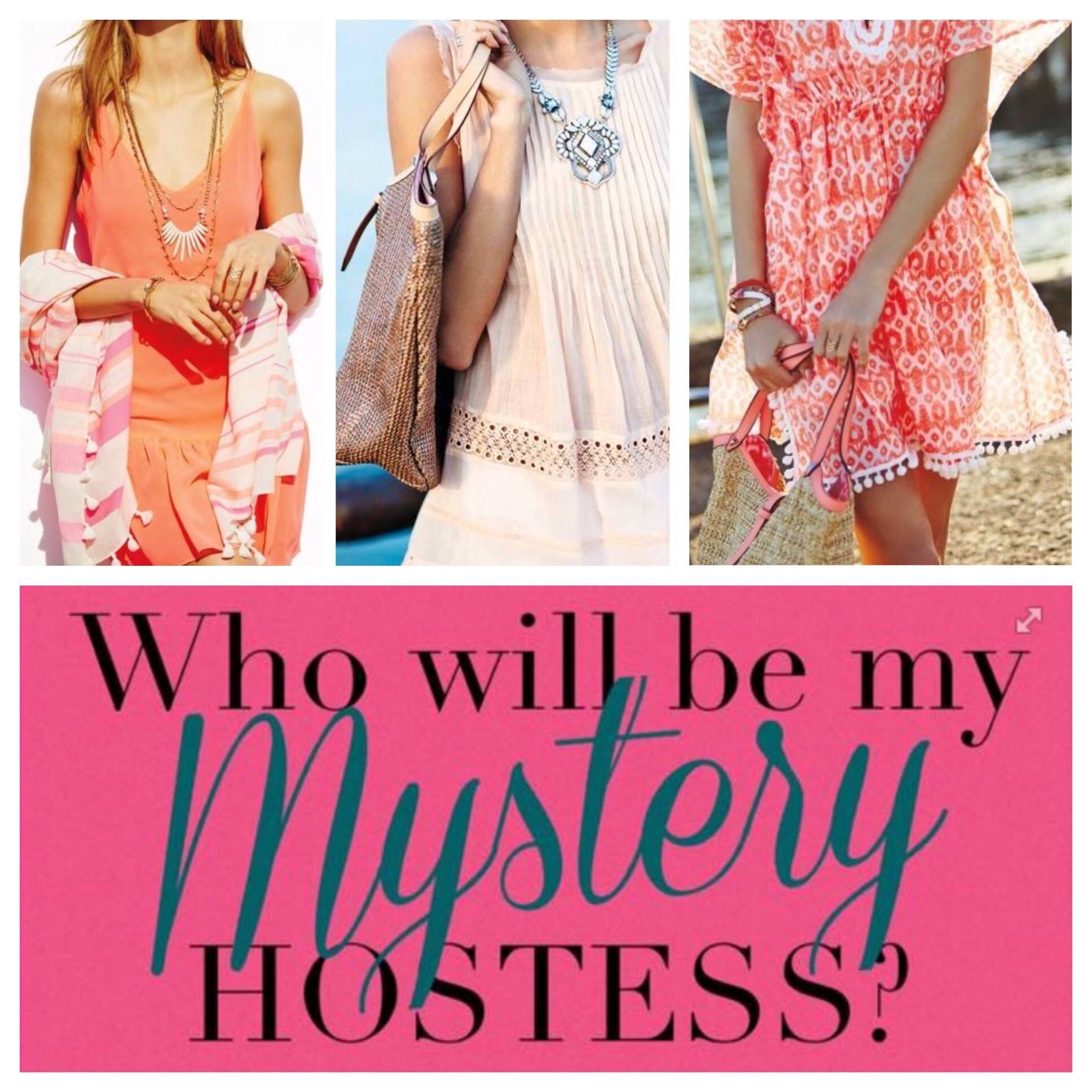 Stella and Dot : Memorial Day, Mystery Hostess and Fab Gift Ideas