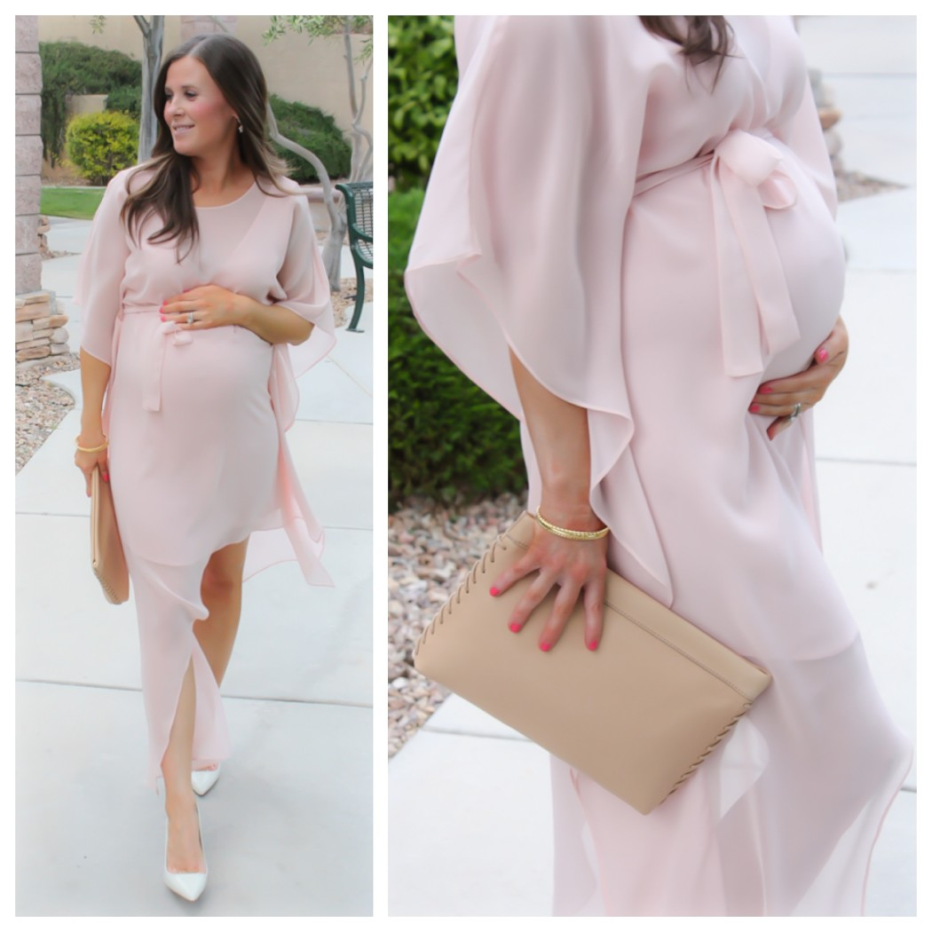 BCBG Blush Dress