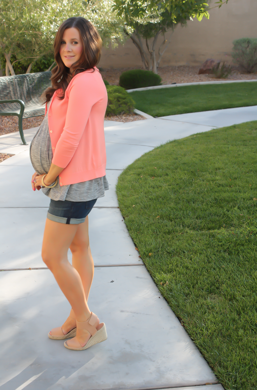 A Statement Necklace + Summer Gingham