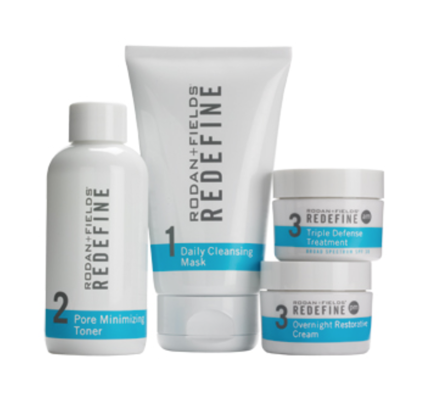 A New Skincare Journey with Rodan and Fields