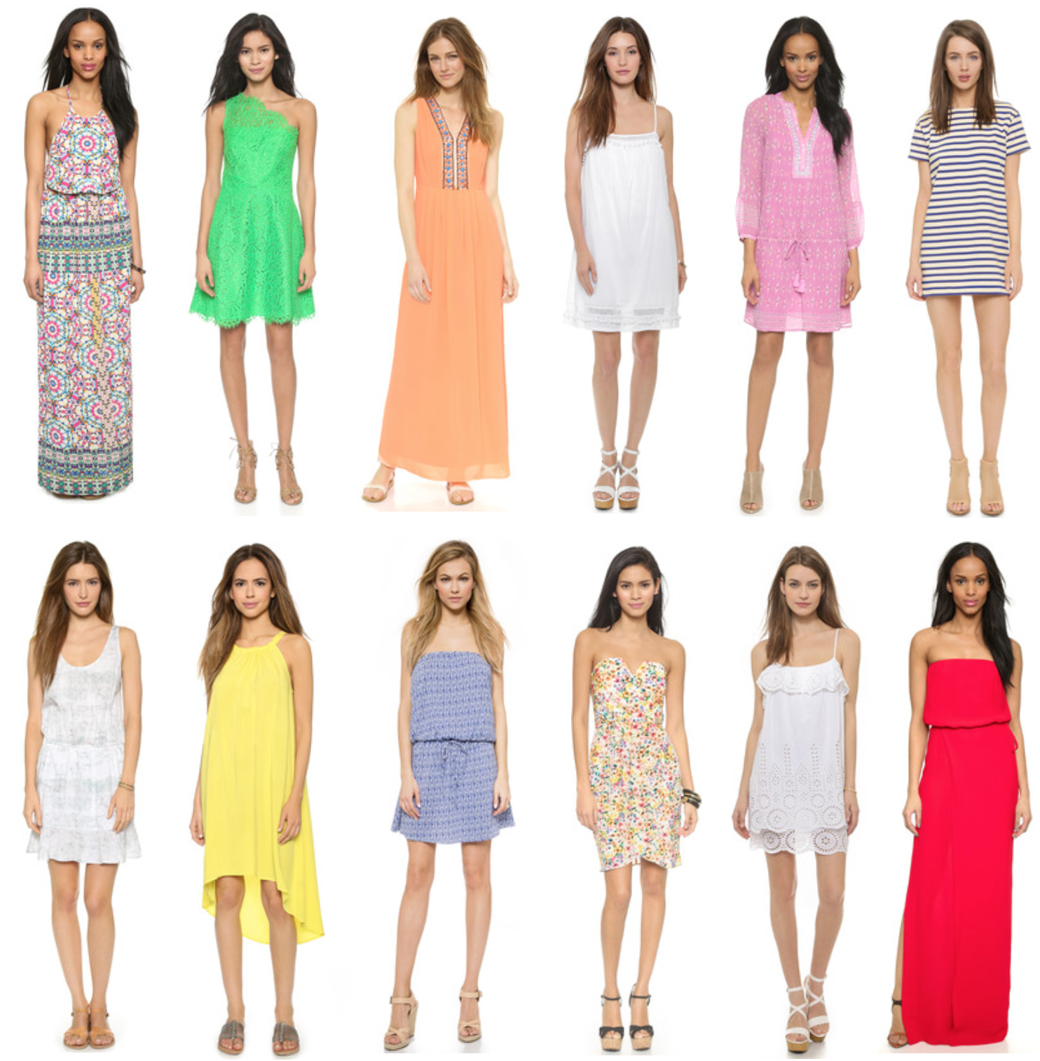Summer Casual + Shopbop Sale