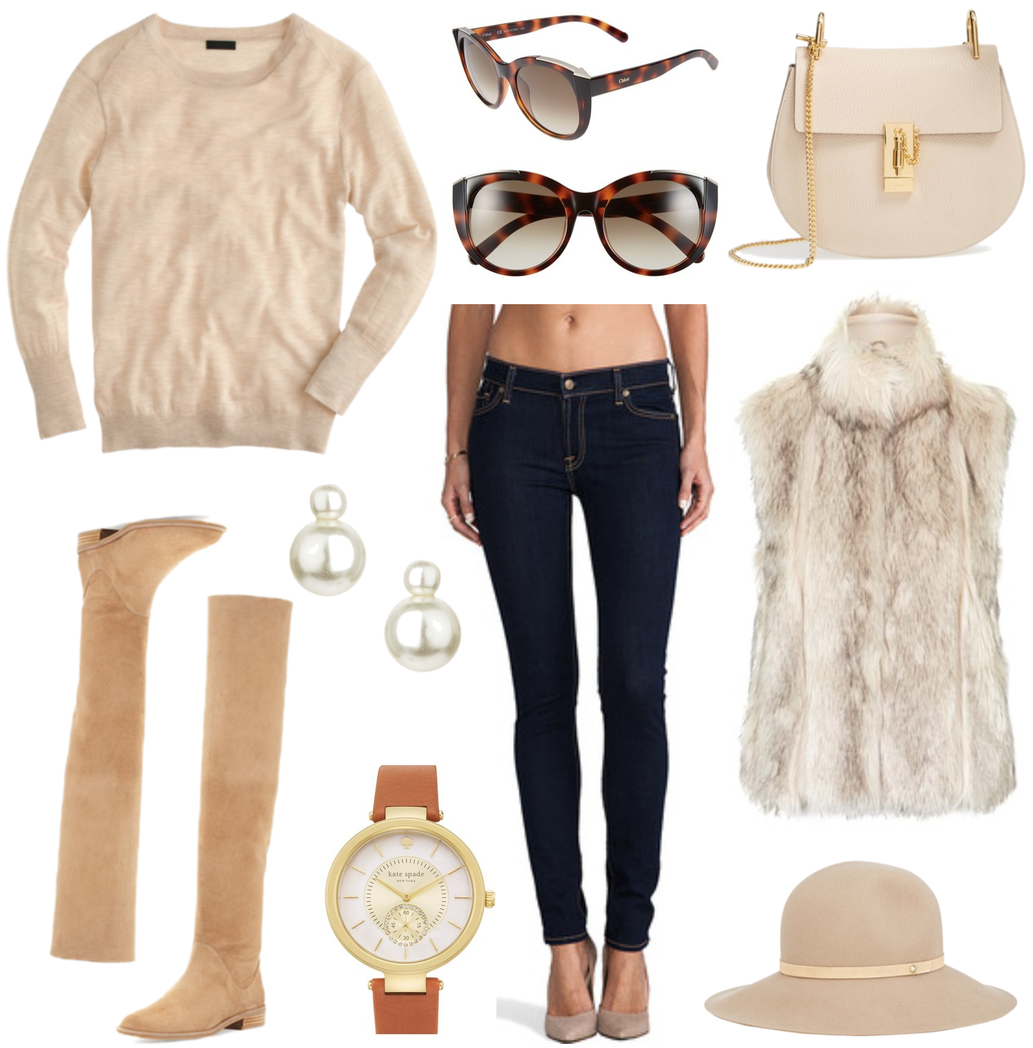 Styling Neutrals : Mix and Match