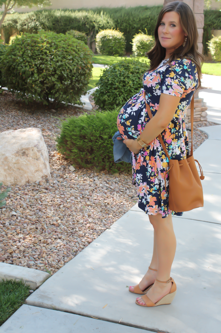 Summer Floral Print + Style Inspo