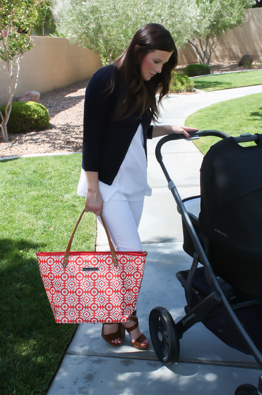 Baby Grace's Arrival + Petunia Pickle Bottom Giveaway!