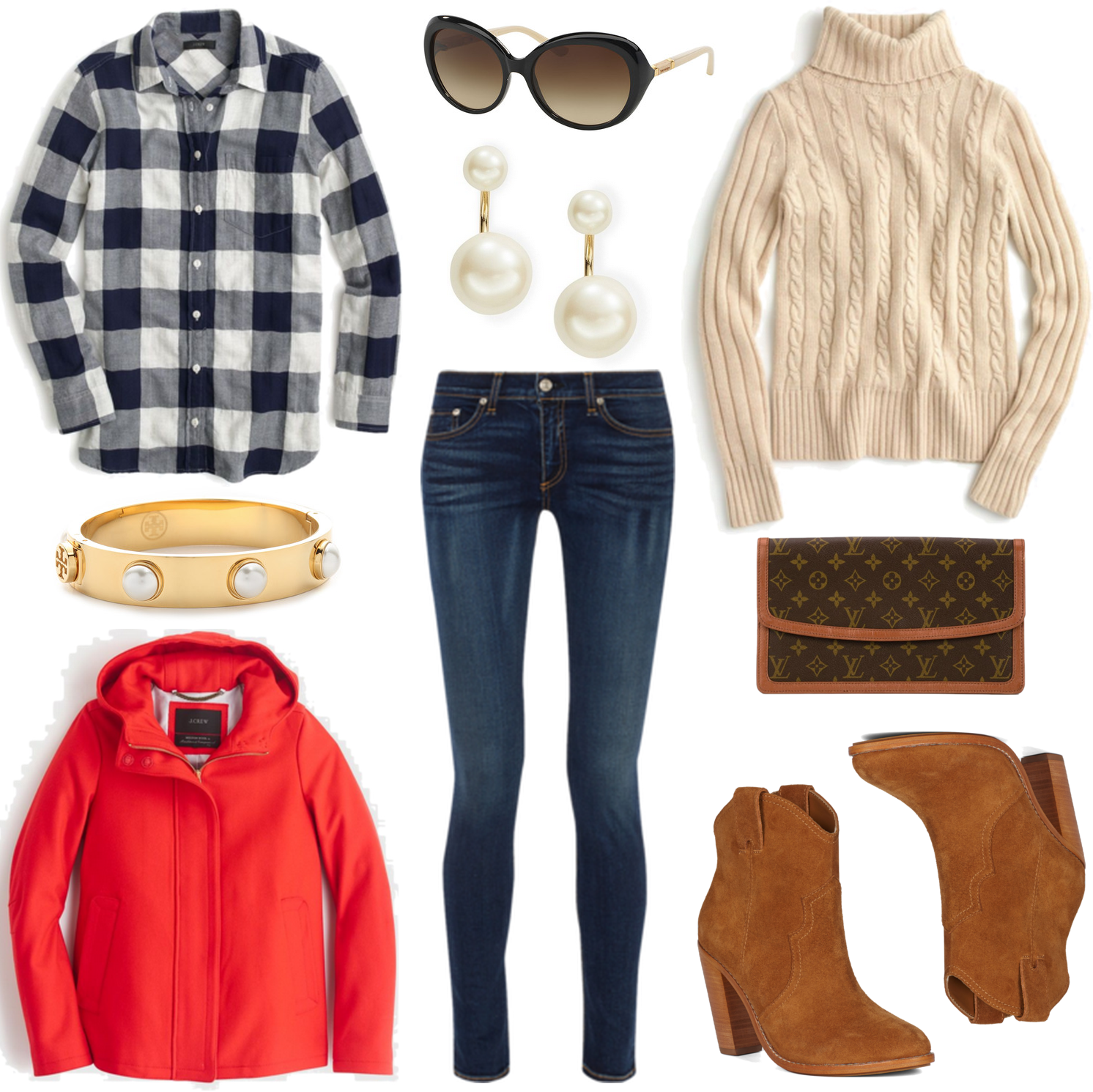 Neutrals + Fall Style