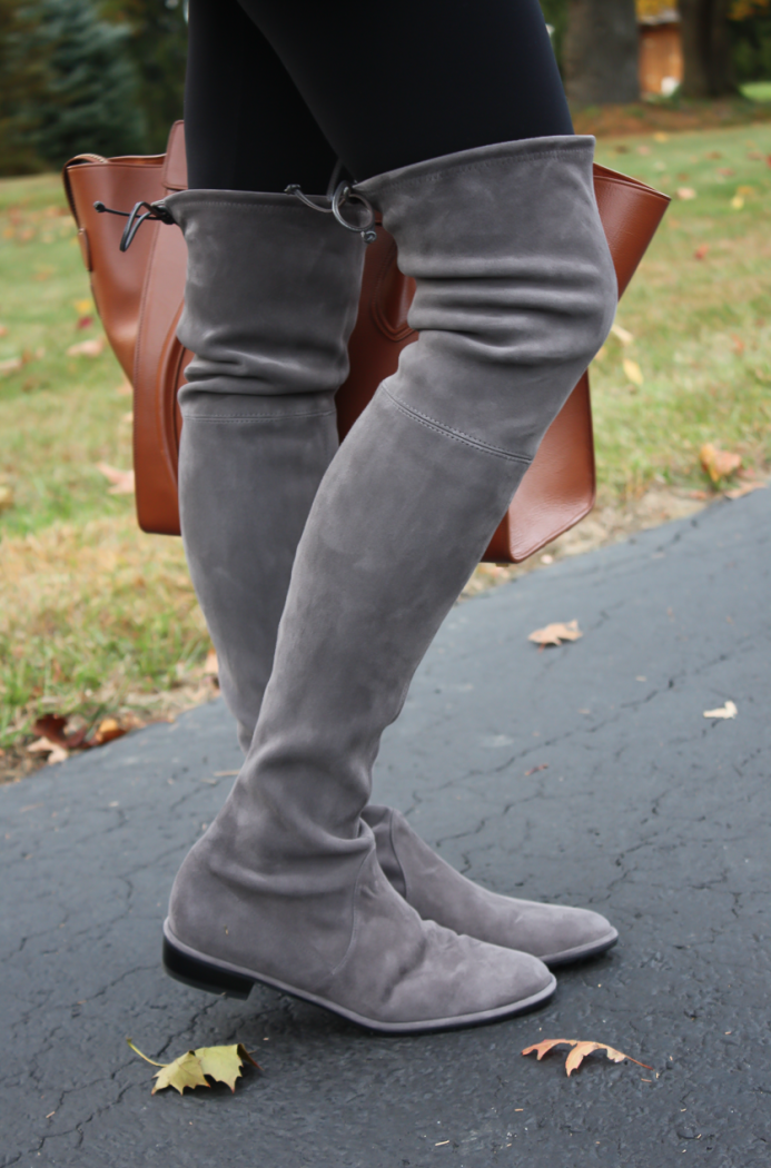 Nordstrom, Fall 2015, Stuart Weitzman, Fall Style, OTK Boots, Over The Knee Boots 8