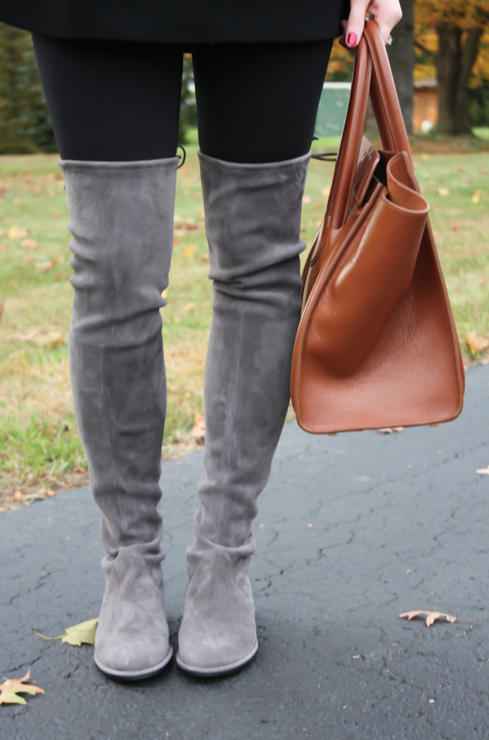 Nordstrom, Fall 2015, Stuart Weitzman, Fall Style, OTK Boots, Over The Knee Boots 9