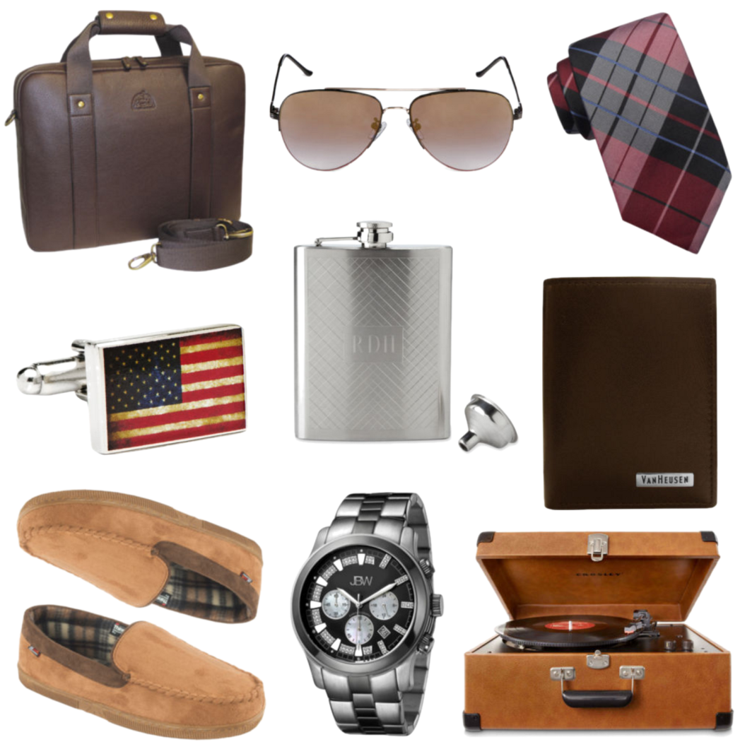 JCPenney Gift Guide - Him