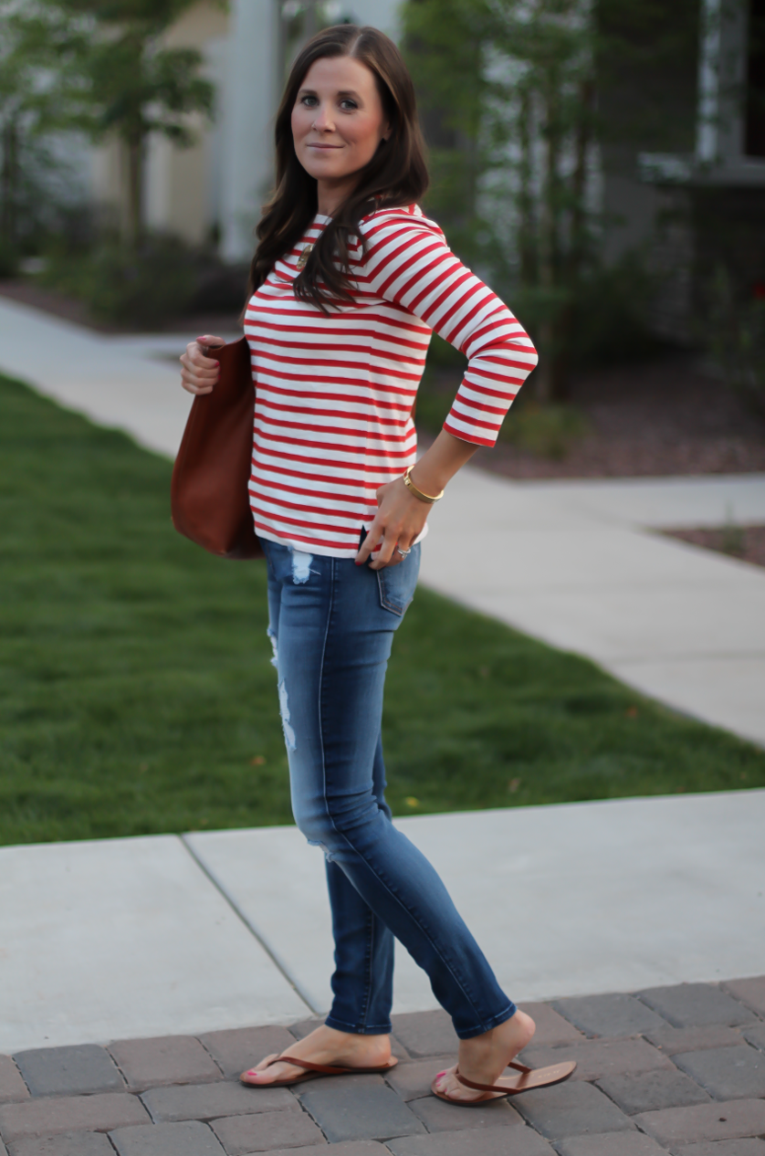 The Best Stripes + Spring Favorites