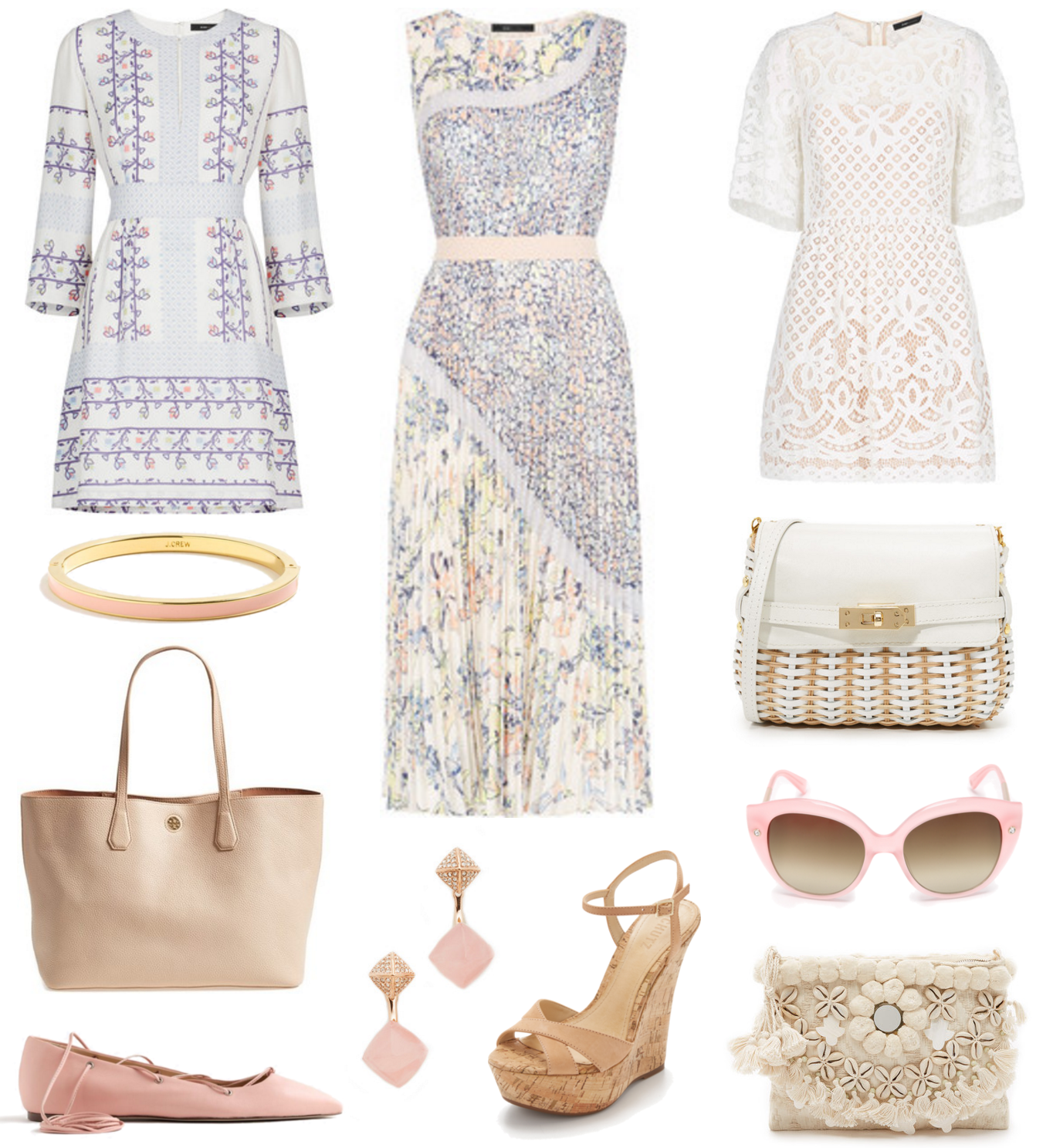 Casual Friday + Spring Dresses