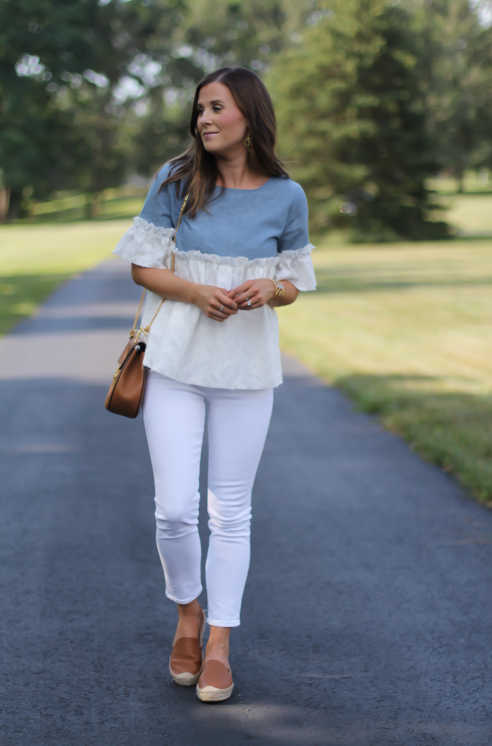 White + Chambray and the Nordstrom Anniversary Preview Sale