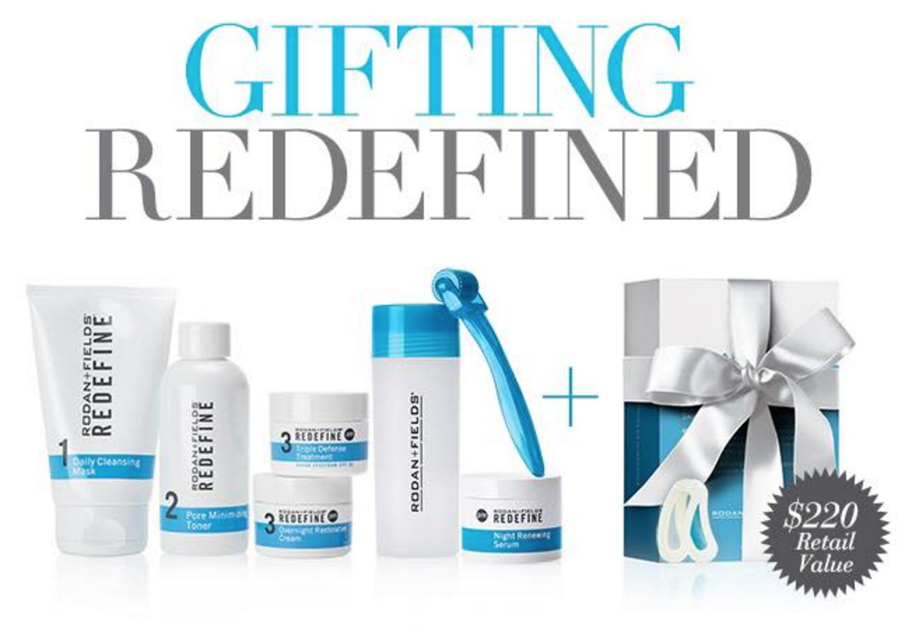 Rodan + Fields Redefine Amp It Up and Acute Care Promotion