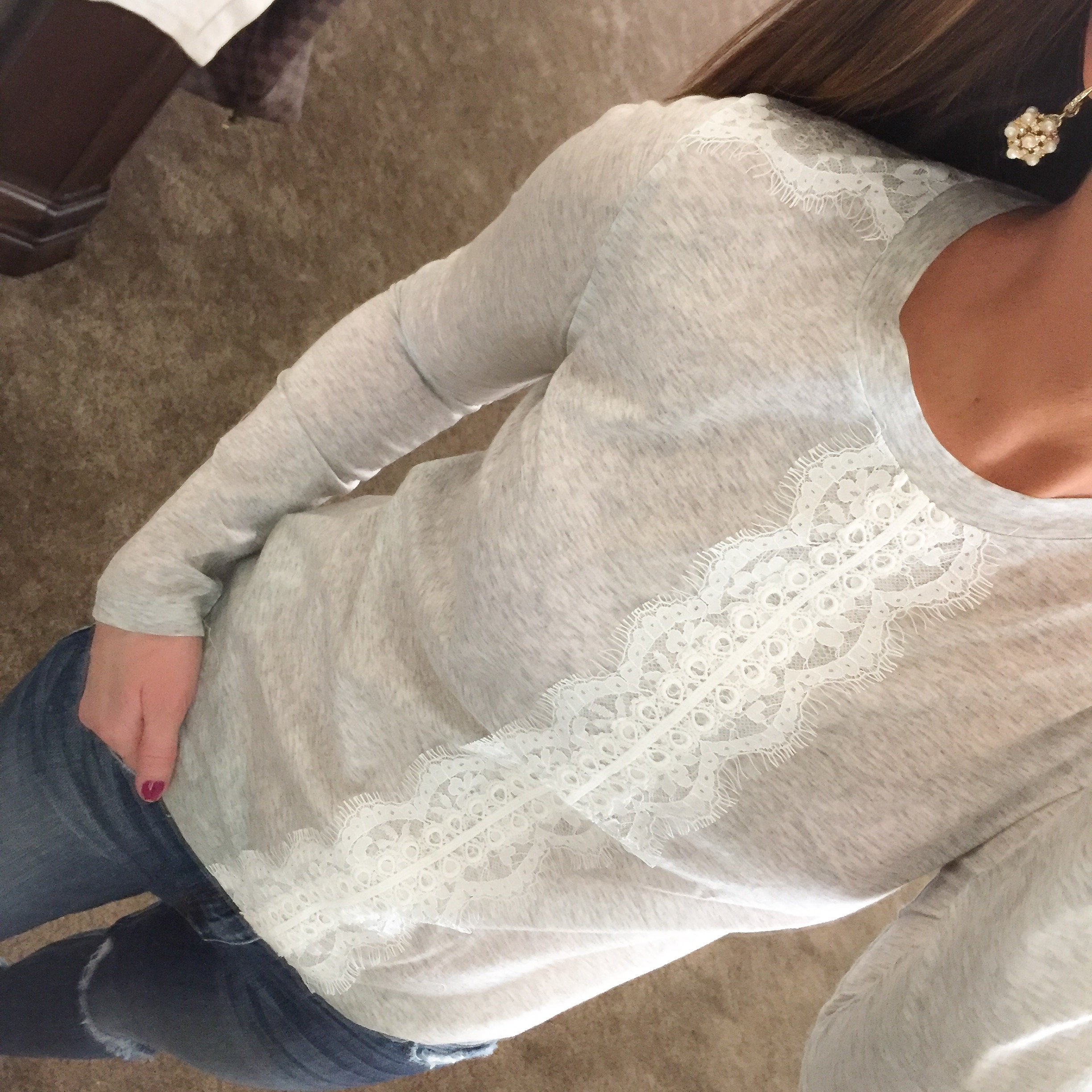 lace-tee
