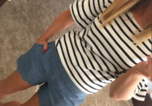 Stripes, Ruffles, Scallops + Joie Promotion